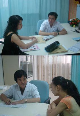 一医一患一诊室 全面保护患者隐私1